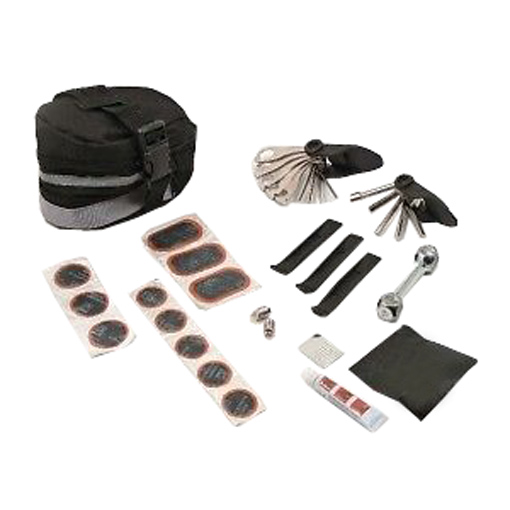 Boyz Toys 36 in 1 Multi Cycle Repair Set in Nylon Pouch Enlarged Preview