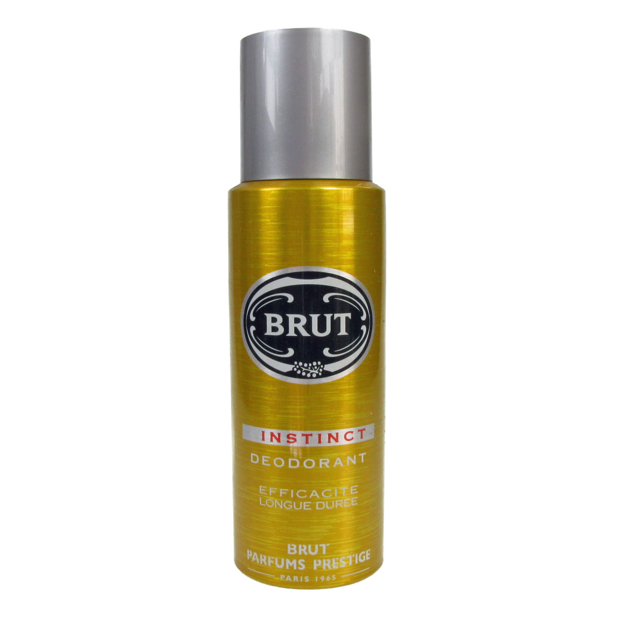 BRUT Deodorant Body Spray Instinct 200ml Free UK P&P Enlarged Preview