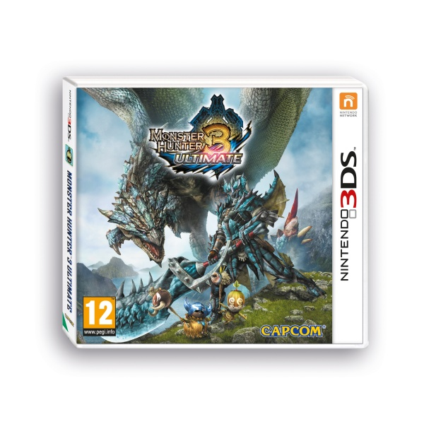 Monster hunter 3ds : Embers cincinnati