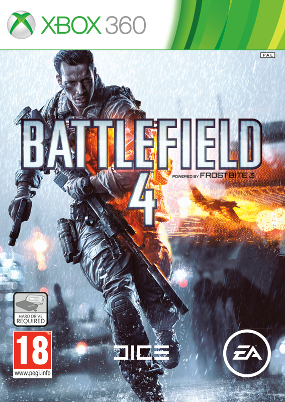 BATTLEFIELD-4-XBOX-360-VIDEO-GAME-EA-BRAND-NEW-SEALED-OFFICIAL-PAL