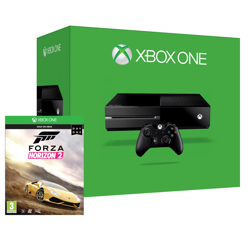 Xbox one console forza horizon 2 day one edition bundle new sealed official - Xbox one console day one edition ...