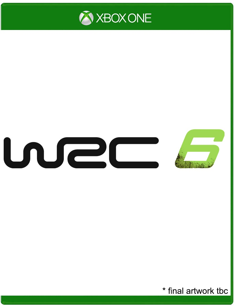 wrc 6 xbox one ebay. Black Bedroom Furniture Sets. Home Design Ideas