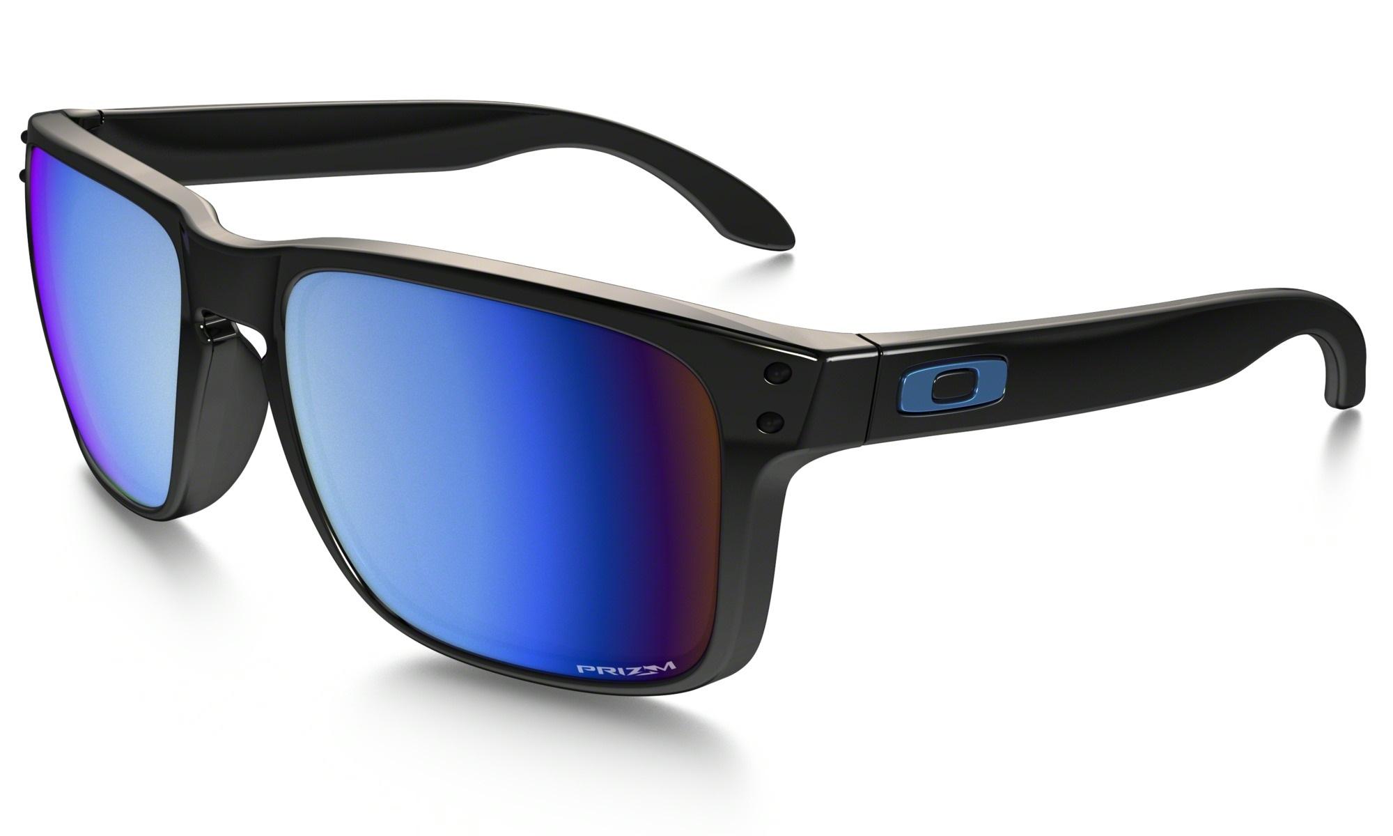 9a62001605 oakley turbine sunglasses free shipping  oakley holbrook prizm deep water  polarized polished black prizm deep water