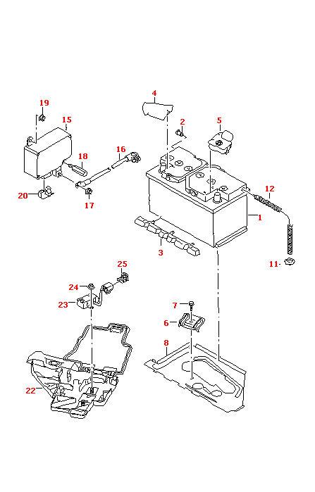 a6  avant 2005 main fuse box 8p0937548