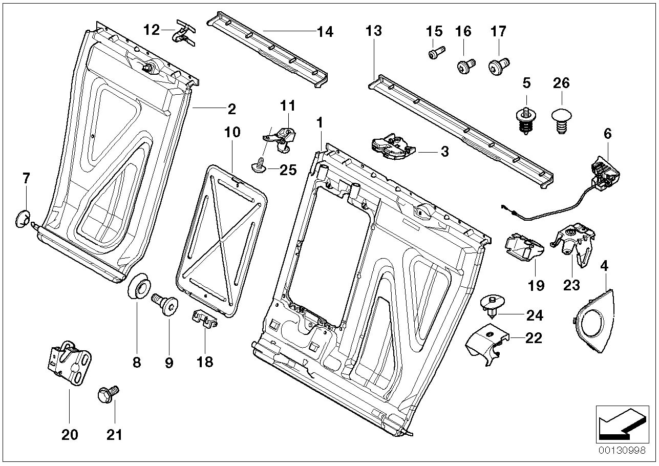 E36 Replacement Seats Wiring Diagram And Fuse Box