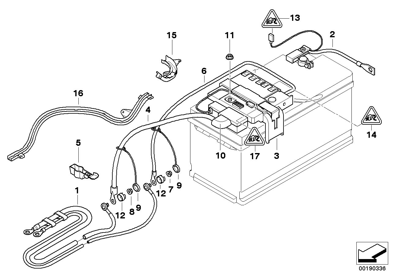 193178 Battery Location Bmw 330i on bmw e90 wiring diagram