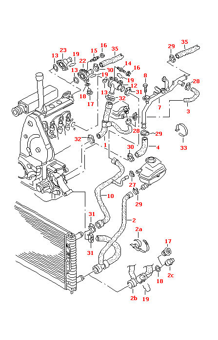 vw vr6 motor diagram  vw  free engine image for user