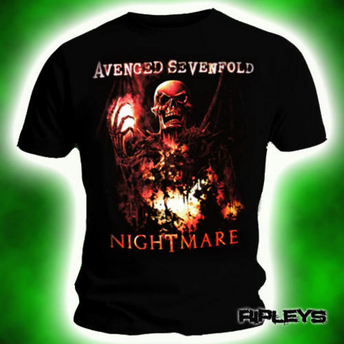 Official-TShirt-AVENGED-SEVENFOLD-Nightmare-INNER-RAGE