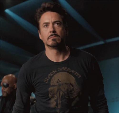 Official-T-Shirt-BLACK-SABBATH-Avengers-Iron-Man-US-TOUR-78-All-Sizes