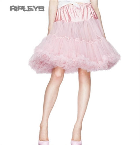 HELL-BUNNY-50s-Skirt-DOLLY-PINK-PETTICOAT-20
