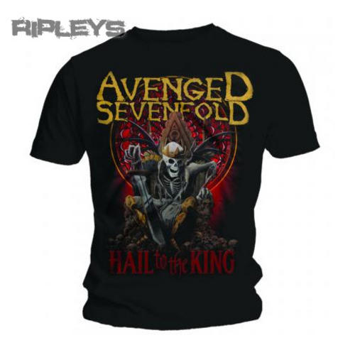 Official-TShirt-AVENGED-SEVENFOLD-Hail-to-the-King-NEW-DAY-RISES-All-Sizes