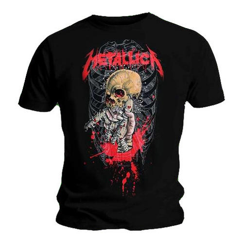 Official-Licensed-T-Shirt-METALLICA-Alien-Birth-All-Sizes