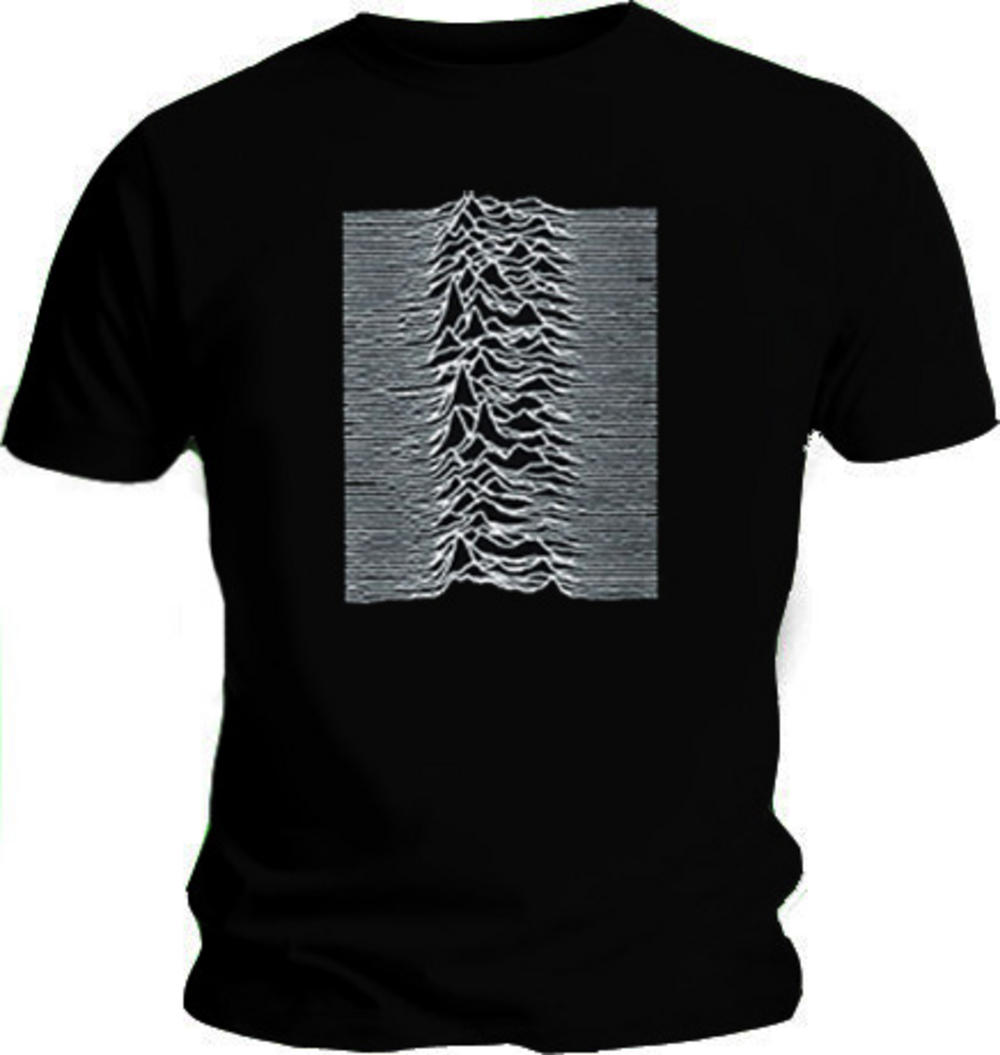 official t shirt joy division unknown pleasures all sizes. Black Bedroom Furniture Sets. Home Design Ideas