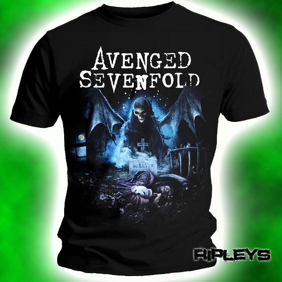 Official-TShirt-AVENGED-SEVENFOLD-Recurring-Nightmare