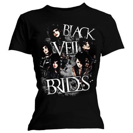 official skinny t shirt black veil brides andy overcast ebay. Black Bedroom Furniture Sets. Home Design Ideas