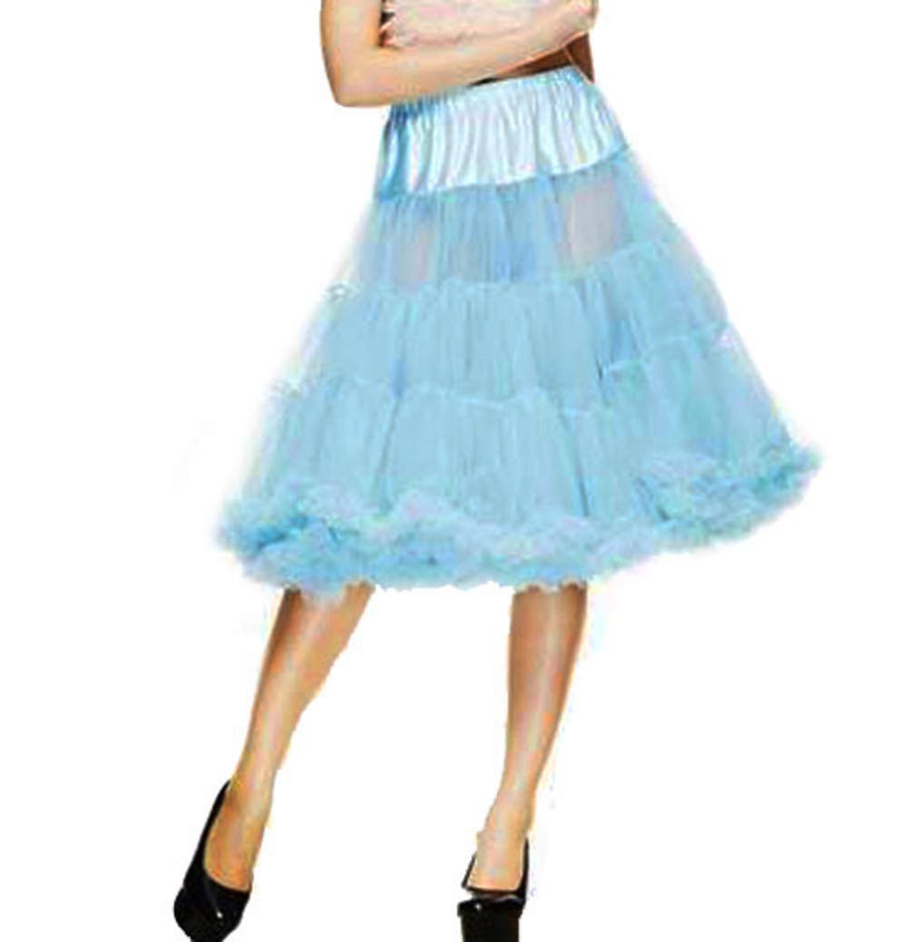 hell bunny 50s skirt turq blue petticoat ao 25 quot