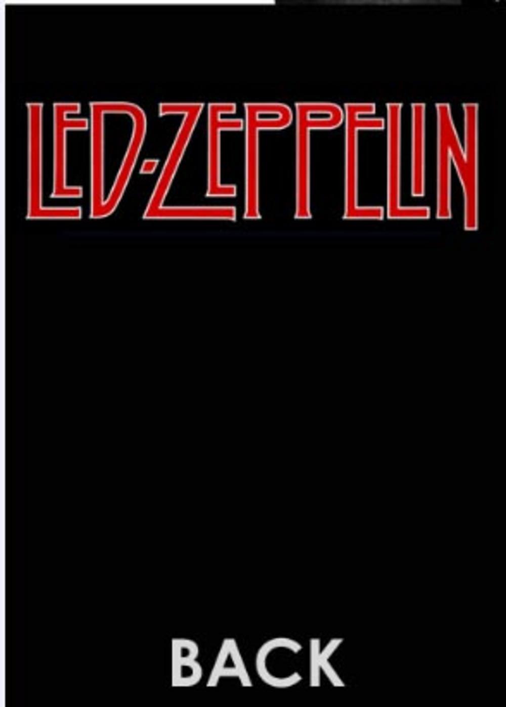 Led Band Led Zeppelin Band Symbols
