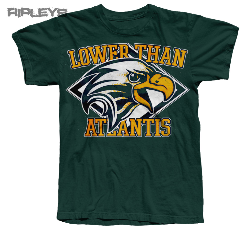Lower Than Atlantis Logo Official t Shirt Lower Than