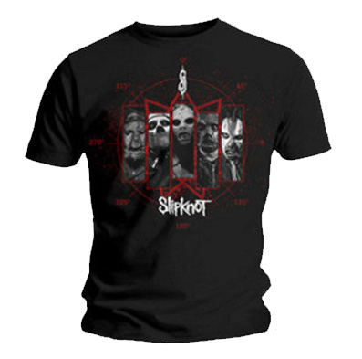 Official T Shirt SLIPKNOT Band Logo PAUL GRAY All Sizes