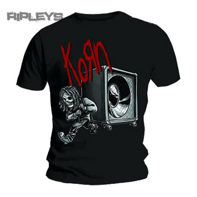 Official T Shirt KORN Black THE NOISE STAGE 2011 Tour All Sizes