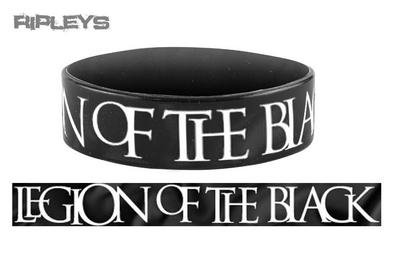 Official BLACK VEIL BRIDES Silicone Wristband LEGION of the Black Gift