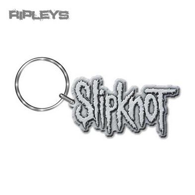 Official SLIPKNOT Metal KEYCHAIN Keyring Logo Gift