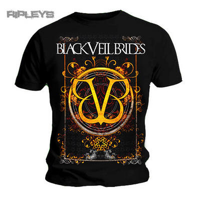Official T Shirt BLACK VEIL BRIDES Wild Ones CLASS Logo All Sizes