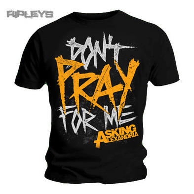 Official T Shirt ASKING ALEXANDRIA Death To Destiny DON'T PRAY All Sizes