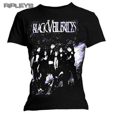 Official Ladies T Shirt BLACK VEIL BRIDES Band SLOPPY Copy All Sizes