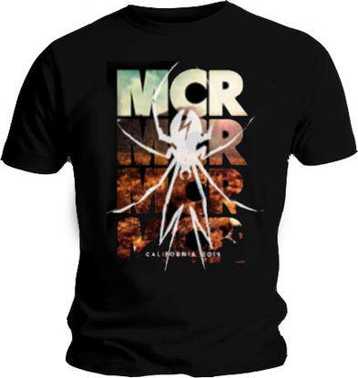 Official T Shirt MY CHEMICAL ROMANCE Desert SPIDER All Sizes