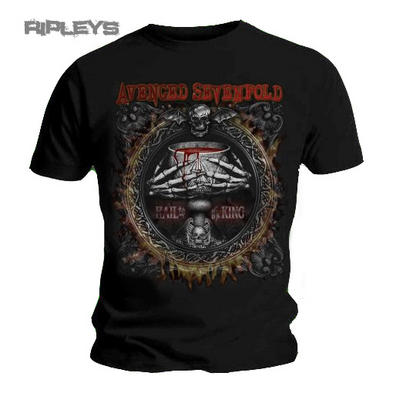 Official TShirt AVENGED SEVENFOLD Hail to the King DRINK Cup All Sizes
