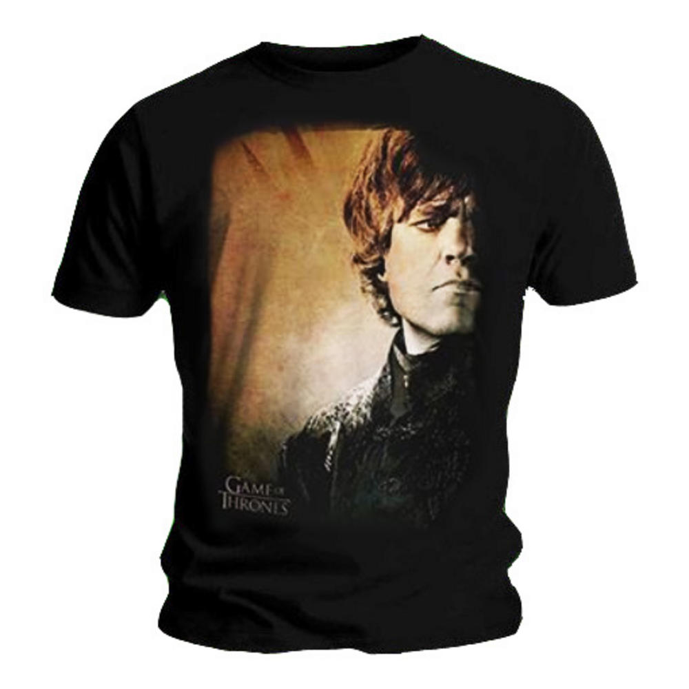 official t shirt game of thrones tyrion lannister photo all sizes. Black Bedroom Furniture Sets. Home Design Ideas