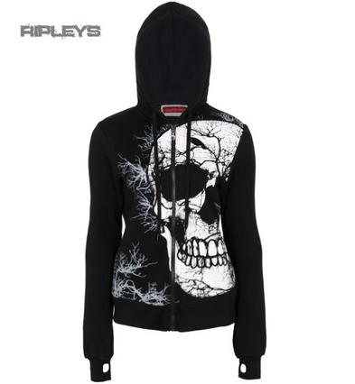 JAWBREAKER Hoody Hoodie Top Gothic SKULL Skeleton All Sizes