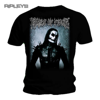 Official T Shirt Cradle of Filth ~ Haunted Hunted Feared & Shunned All Sizes