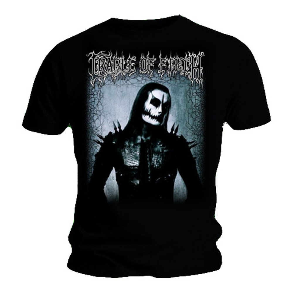 official t shirt cradle of filth haunted hunted feared. Black Bedroom Furniture Sets. Home Design Ideas