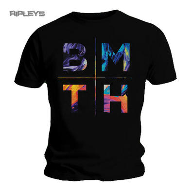 Official T Shirt Bring Me The Horizon ~ BMTH Colours All Sizes