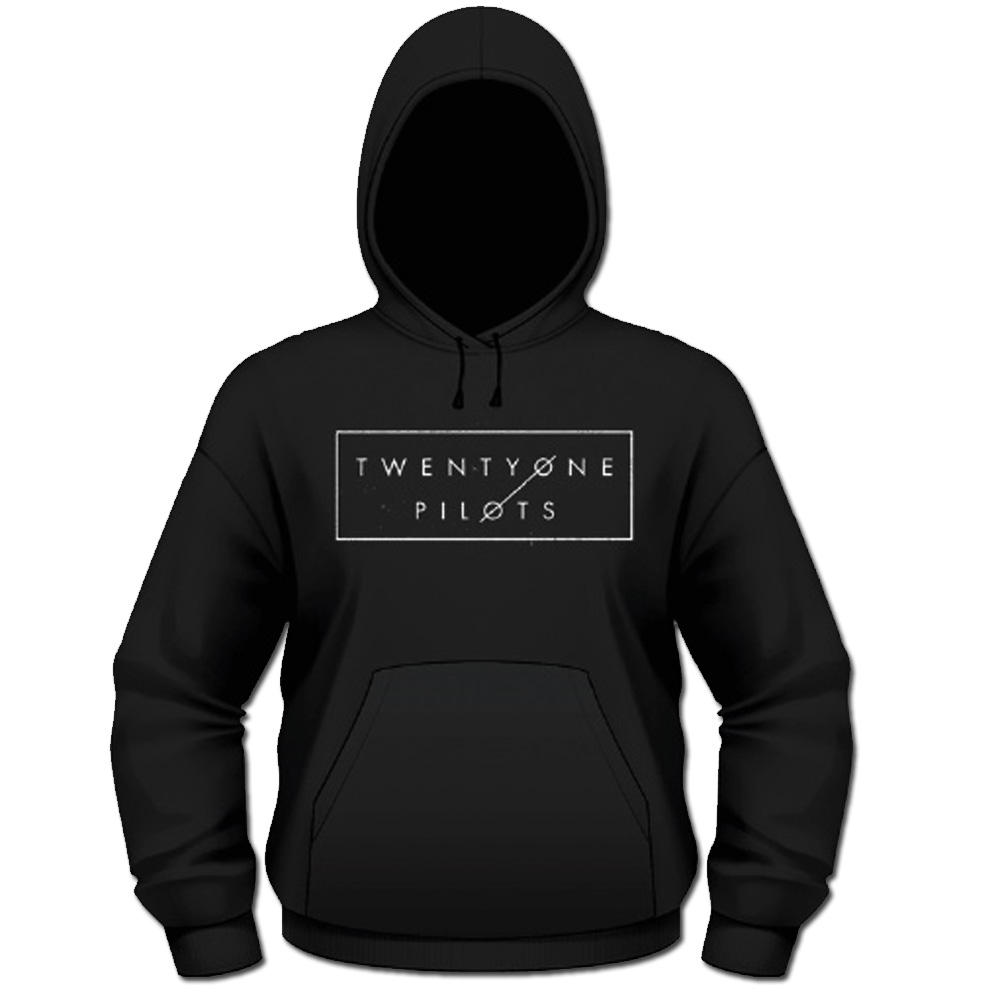 official 21 twenty one pilots hoody hoodie thin line box. Black Bedroom Furniture Sets. Home Design Ideas