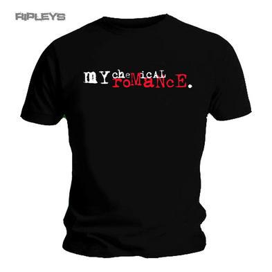 Official T Shirt My Chemical Romance ~ REVENGE Classic Logo All Sizes