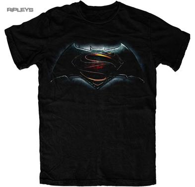 Official T Shirt Batman VS Superman Dawn of Justice   Logo All Sizes