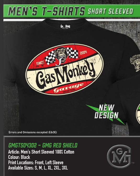 Gas monkey garage sign