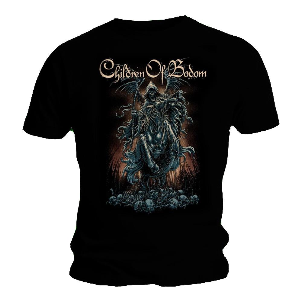 Official T Shirt CHILDREN OF BODOM Death Metal HORSEMAN Reaper All Sizes