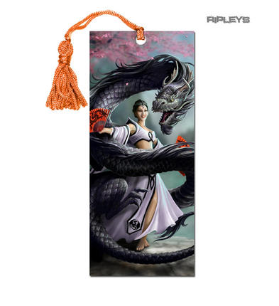 ANNE STOKES 3D Bookmark Gothic Fantasy Fairy Angel 'Dragon Dancer' #6
