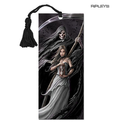 ANNE STOKES 3D Bookmark Gothic Fantasy Angel 'Summon The Reaper' #11