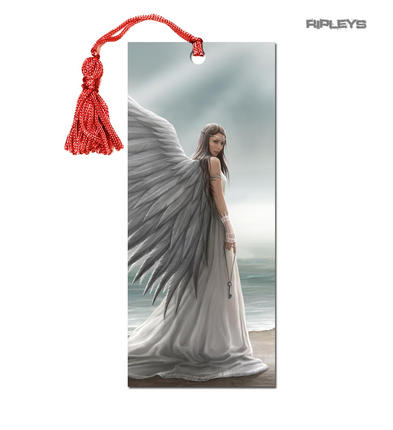 ANNE STOKES 3D Bookmark Gothic Fantasy Fairy Angel 'Spirit Guide' #3