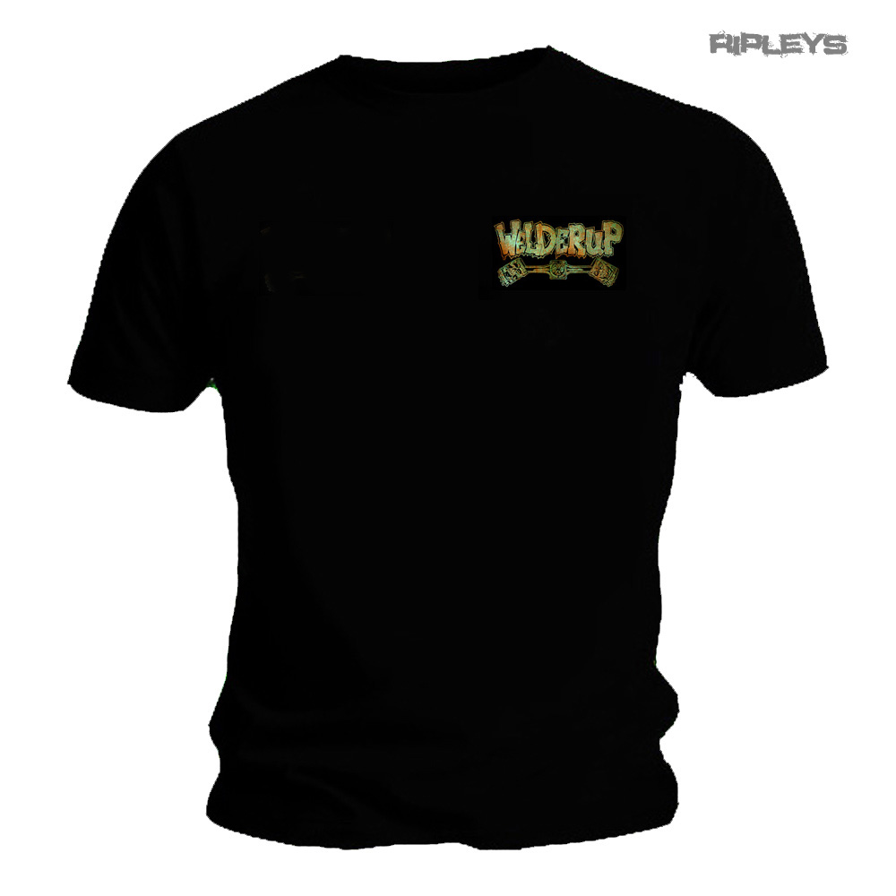 Official WELDERUP Garage Custom Hot Rod T Shirt Car /'Swamp Ass/' Rat Rod