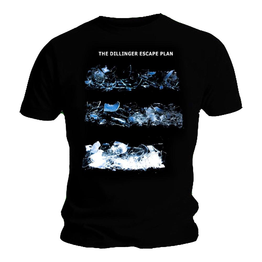 Official T Shirt The Dillinger Escape Plan DISSOCIATION Album All Sizes