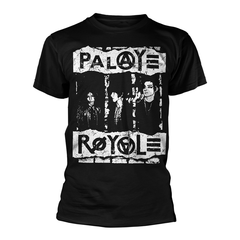 Official T Shirt Kropp Circle PALAYE ROYALE Boom Boom Room /'Photocopy/' All Sizes