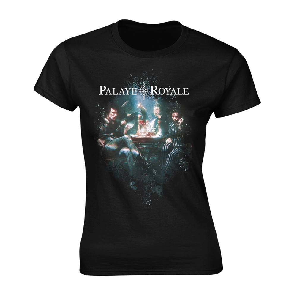 Official Ladies T Shirt PALAYE ROYALE /'Boom Boom Room/' Album Side B All Sizes