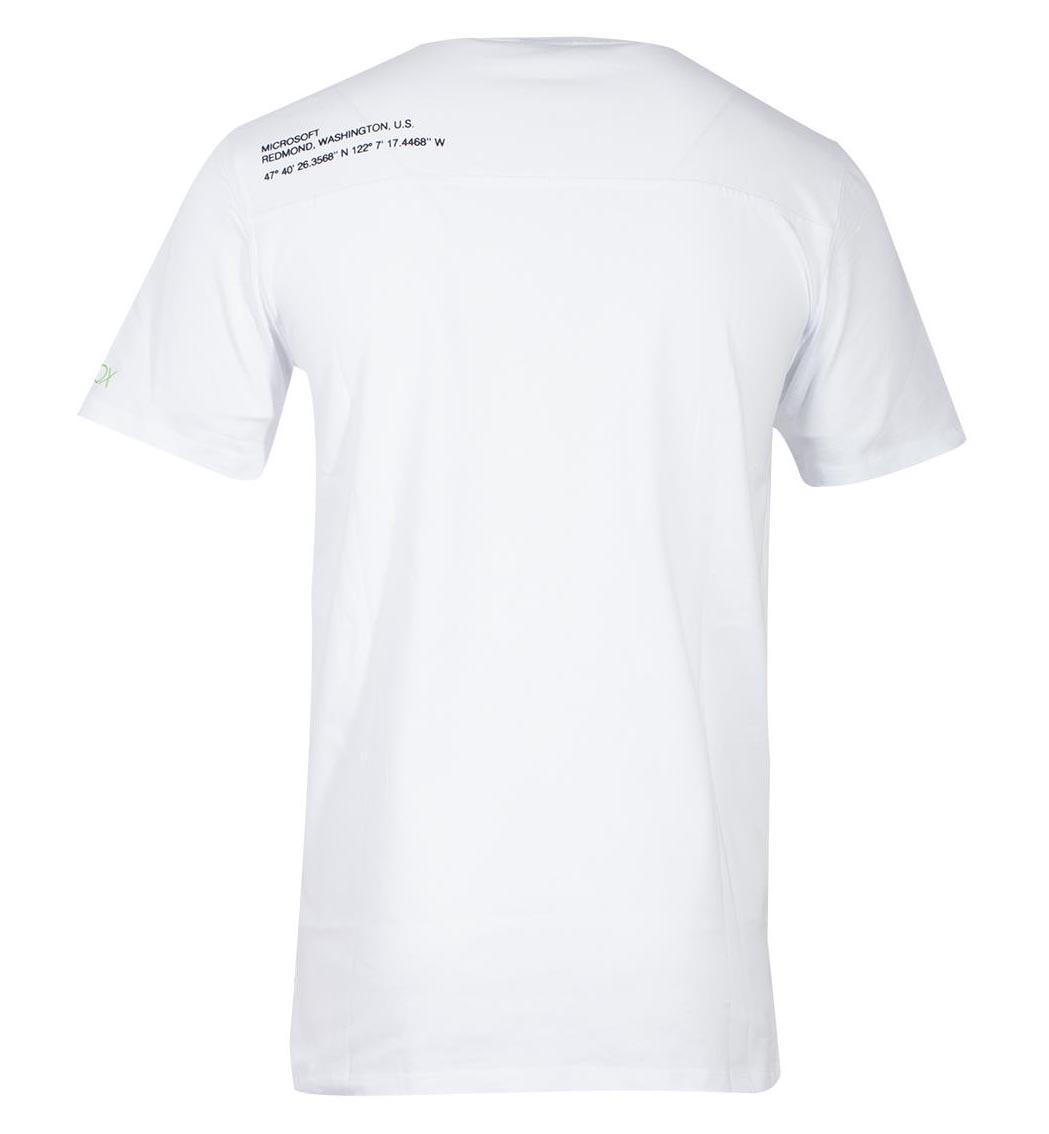 "Officiel Blanc Gaming T Shirt Xbox One Console/"" 3D Dot logo /""Toutes Tailles"