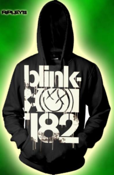 Official BLINK 182 Hoody